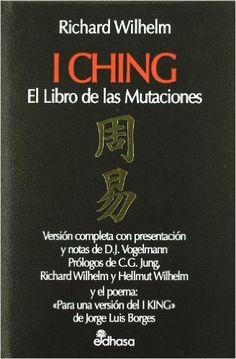 I Ching el libro de las mutaciones (Perspectivas): Amazon.es: Richard Wilhelm…