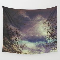 remember autumn Wall Tapestry