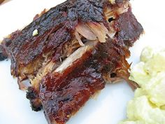 Ribs - Falling off the bone & ready to eat by katbaro, via Flickr