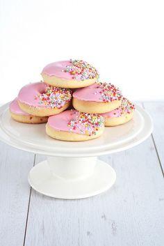 receta donuts al horno