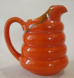 Padre Pottery iconic pitcher, California pottery