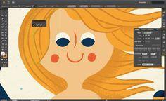 I LOVE Illustrator. The possibilities are endless! Adobe Illustrator for beginners – Links to 10 top tutorials (Creative Bloq) Web Design, Graphic Design Tutorials, Graphic Design Inspiration, Tool Design, Design Lab, Sketch Design, Design Concepts, Vector Design, Layout Design