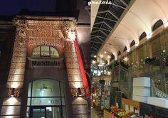 Dresden, Markthalle Neustadt