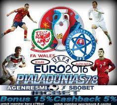 Prediksi Skor Bola Wales vs Slowakia 11 Juni 2016