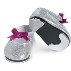 Gabriela's tap shoes. Love that she is a tap dancer!