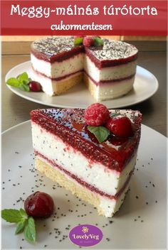 Cupcake Recipes, Cookie Recipes, Hungarian Recipes, Mousse Cake, Sweet And Salty, Cakes And More, Cake Designs, Appetizer Recipes, Sweet Recipes