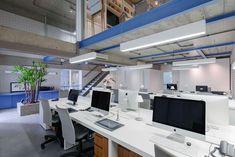 Projeto de Arquitetura de Interiores desenvolvido para escritório na Vila Olímpia, em São Paulo - SP, pela Asenne Arquitetura.