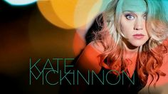 Female Comedians, Kate Mckinnon, Saturday Night Live, Role Models, Actresses, Celebrities, Lady, Hair Styles, People