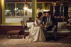 R160910M&C-1460 Wedding Beauty, Boho Wedding, Wedding Bride, Wedding Gowns, Dream Wedding, Perfect Wedding, W Dresses, Bridal Dresses, Bridesmaid Dresses