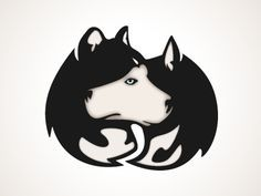 Ambiguous Wolf Illusion - http://www.moillusions.com/ambiguous-wolf-illusion/
