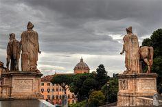 Sentinels of Rome, Piazza Campodiglio