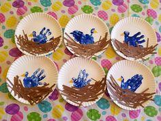 K Crafts, Bird Crafts, Preschool Activities, Arts And Crafts, Fall Crafts For Kids, Summer Crafts, Toddler Crafts, Spring Art, Summer Art