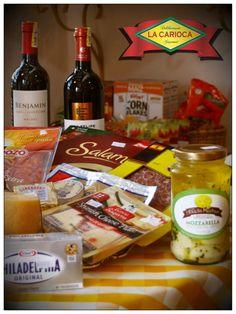 La Carioca Delikatessen Gourmet en #VilladeLeyva. Productos de primera calidad.  Encuéntrenos llegando a los Bomberos vía Arcabuco  Tel: 315 415 4248