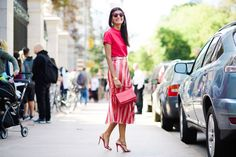 ROUTFIT The Best Street Style from New York: Spring 2018 - HarpersBAZAAR.com