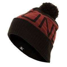 a94b28a876707 Enjoy ultimate warmth and feel great on the golf course with this stylish  mens big logo · Bobble HatsMens GolfBeanie ...
