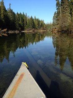 Priest Lake ID Thorofare