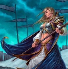 1000+ images about WoW - Jaina Proudmoore on Pinterest ...