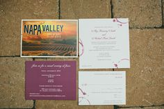Combining photography with text and graphics.  Photography: onelove photography - onelove-photo.com  Read More: http://www.stylemepretty.com/2013/09/20/napa-valley-wedding-from-fleurs-de-france-onelove-photography/