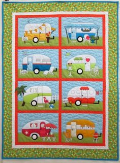 Campers Wall Hanging Kit