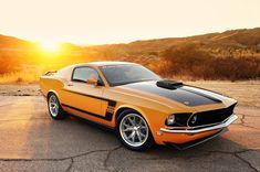 mustang vintage cars | Retrobuilt 1969 Mustang Fastback: First Drive Photo Gallery - Autoblog