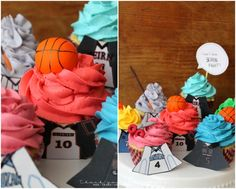 Kagami Taiga Cupcake