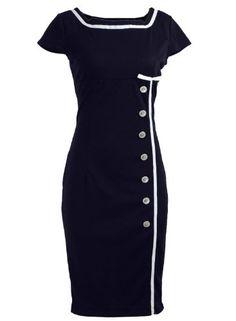 ReliBeauty Nautical Pinup Rockabilly Vintage Retro Pencil Women's Dress Navy Black (L, Navy Black) ClosetOnline,http://www.amazon.com/dp/B00JIUSUAK/ref=cm_sw_r_pi_dp_6Djutb1FQBBTH075