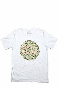 Colorblind Test Tee. Marc by #MarcJacobs $35