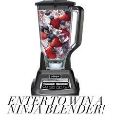 The Ninja Blender Giveaway! Ends 8/09 (Open World Wide!) Enter...