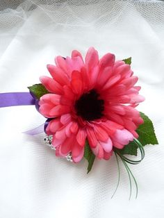****pics needed of Pink & Purple Gerbera wedding bouquets *** - wedding planning discussion forums