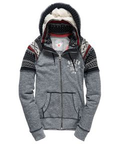 Superdry Sunscorched hoodie met rits