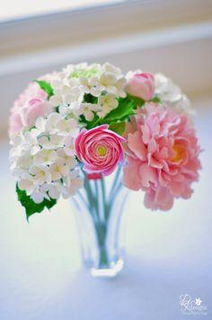 DK Designs: Custom Flowers for a Client