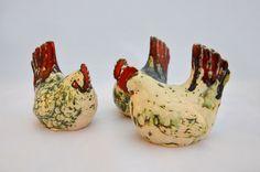 """Saatchi Art Artist Justyna Wolna; Sculpture, """"Chicken"""" #art"""