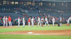 Good thing for Reds and their fans! Reds Baseball, Baseball Field, Cincinnati Reds, Atlanta, Fans, Twitter