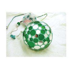 KALA / MIRRORBALL [Green×Green] - ClazyMarket Online Store