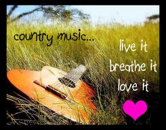 Country Music.   Love it or hate it, know it or ignore it. Either way, Country is often the music of the traditional American spirit.