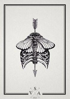 via beat down babylon Tattoo Sketches, Tattoo Drawings, Art Sketches, Art Drawings, Ink Illustrations, Illustration Art, Dibujos Tattoo, Arte Horror, Anatomy Art