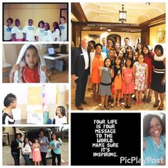 #showyourwork #ammorgan Inspire others and be inspired by others. One thing is consistent throughout my journey of #startingover working to empower and give back to communities through #youtheducation I have been on the board of #trainingforexcellence a youth leadership development nonprofit in Dallas for several years. In my recent role as a Program Leader for #HeartHouseDallas I am able to continue helping to empower refugee and immigrant youth to be their very best.