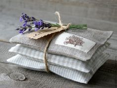 Lavender sachets....so sweet....to keep....to give.  I tuck them into the boxes where I keep my fabrics that I'm currently using for a project.  That way I am able to enjoy the scent of lavender while I work on my quilting...