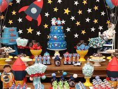 A Space Adventure #bookeventz #birthday #party #bdayparty #surprise #color #theme #picoftheday