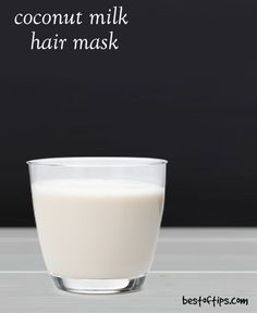 If you are experiencing hair breakage, thinning hair or you want to improve the health of your hair, you should consider trying coconut milk. Coconut milk conditioning treatments can make your hair strong and healthy. Coconut milk not only makes hair thick, but also makes them manageable, less frizzy and a bit straight. Coconut milk can be used as a spray conditioner (and rinsed with water) or in a form of hair mask too.Here is a DIY coconut milk mask for thinning hair: BENEFITS All natural…