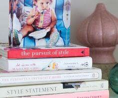 Book shelf organizing idea