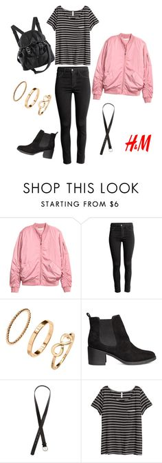 """A/W 17"" by kate-suttie on Polyvore featuring H&M"