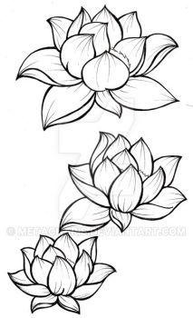 96 Meilleures Images Du Tableau Unalome Et Lotus Lotus Tattoo