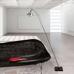 Max Kugler LED Floor Lamp