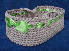 Tuto Zpagetti : Fabriquer un couffin - Idées et conseils Crochet ...