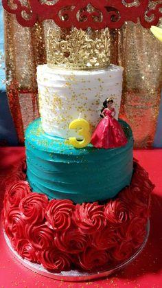 Princess Elena Cake!❤️