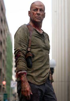 John McClane- 'Die Hard' Movie Franchise #LiveFreeOrDieHard #BruceWillis