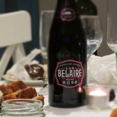 Luc Belaire: Black Bottle & Pink Bubbles for Summer - Eat Drink Run Fun Sauce Bottle, Beer Bottle, Drinks, Rose, Empire, Diy, Drinking, Beverages, Pink
