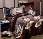 Duvet Cover Pillow Case Q3uilt Cover Bed Set Single Double King Size Blue L Star