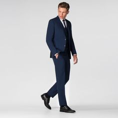 297999ff8b8571 Don't miss Louis Hirst modelling for Suit Direct in a three piece slim fit